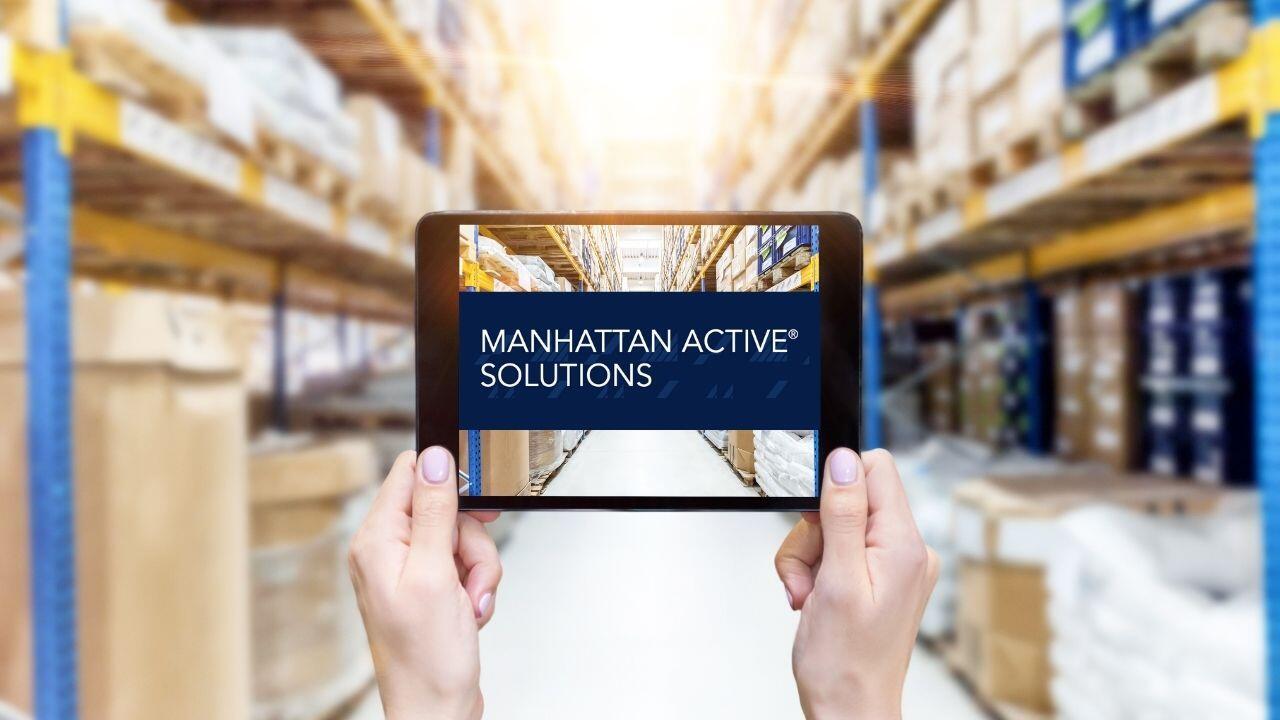 Manhattan Active WMS