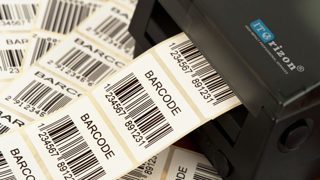 Barcode and Label Printing