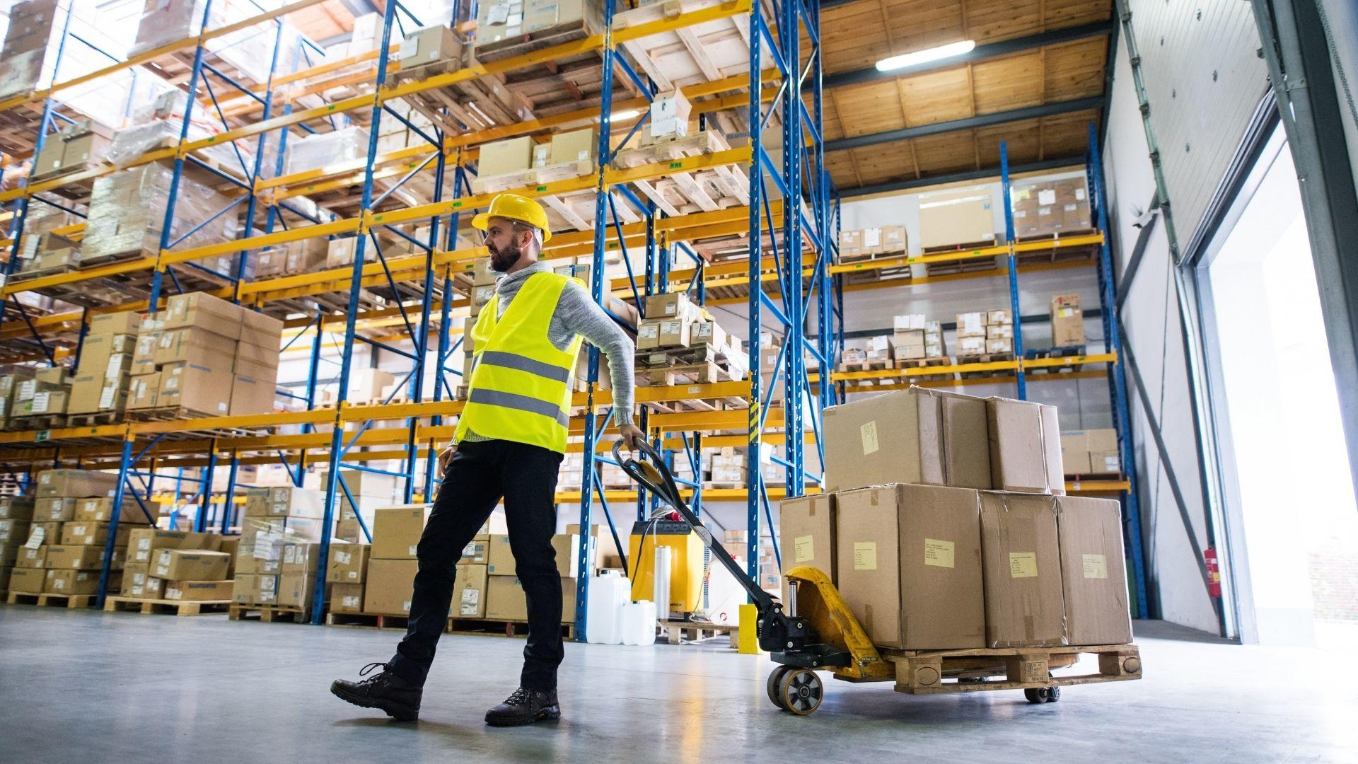 Warehouse and Workforce Management