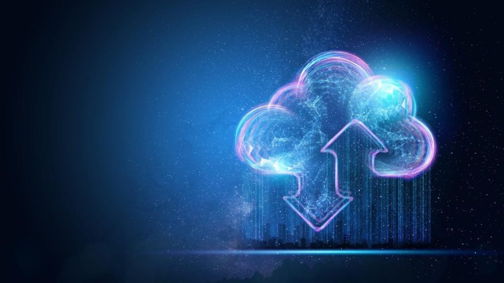 on-prem to google cloud