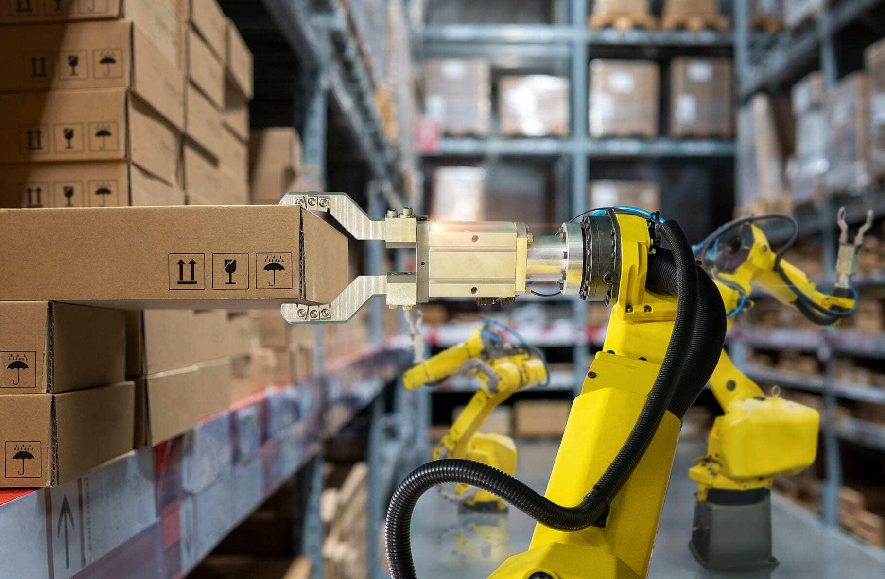 WMS, warehouse automation